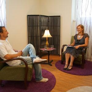 Segítő találkozások, beszélgetések