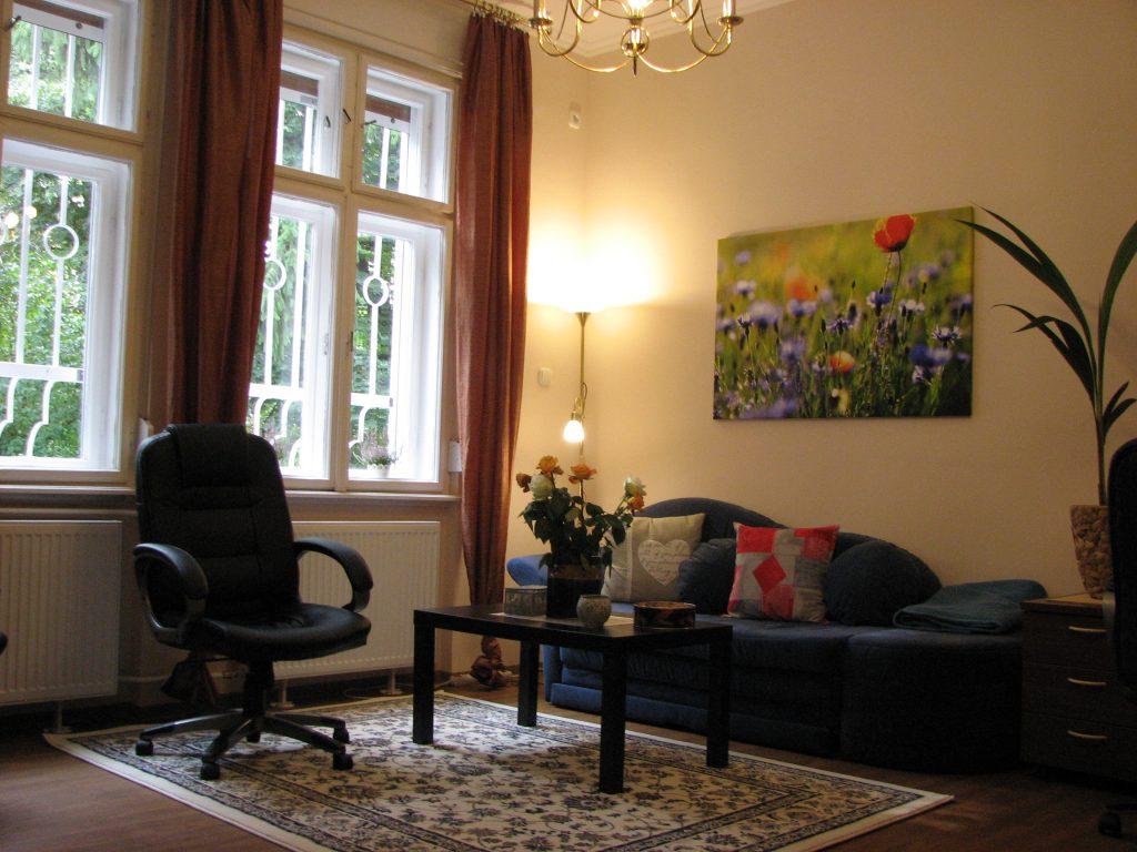 bérelhető szoba tanácsadáshoz, terembérlés